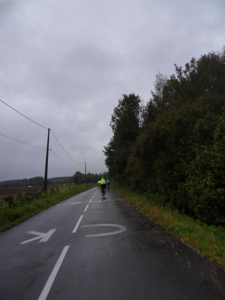 BRM LERZY Orchies Premiers kilomètres