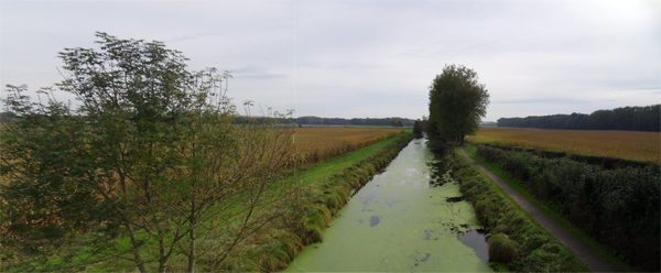 Randonnée Provin 2014 - Canal de Seclin
