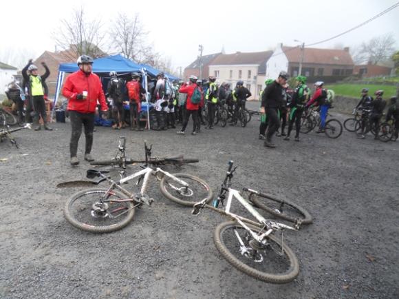 Raid des trois vallees - Saint Saulve 2014 22