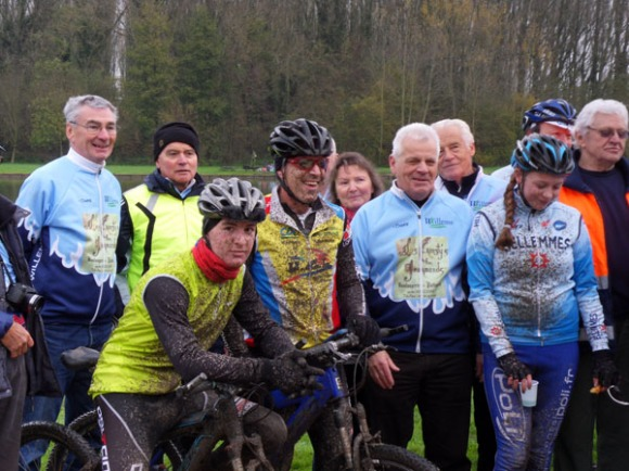Willems VTT 2014 photo de groupe