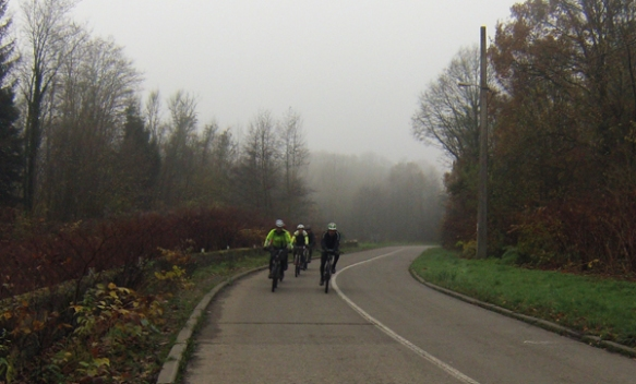Raid des trois vallees - Saint Saulve 2014 31