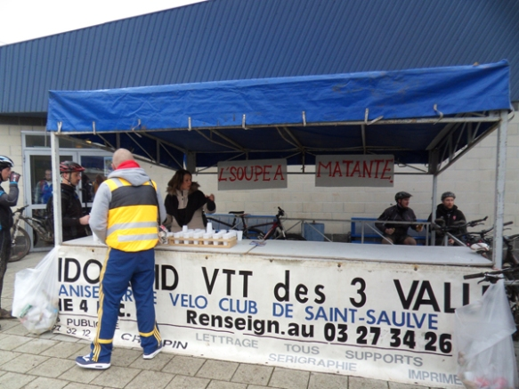 Raid des trois vallees - Saint Saulve 2014 29