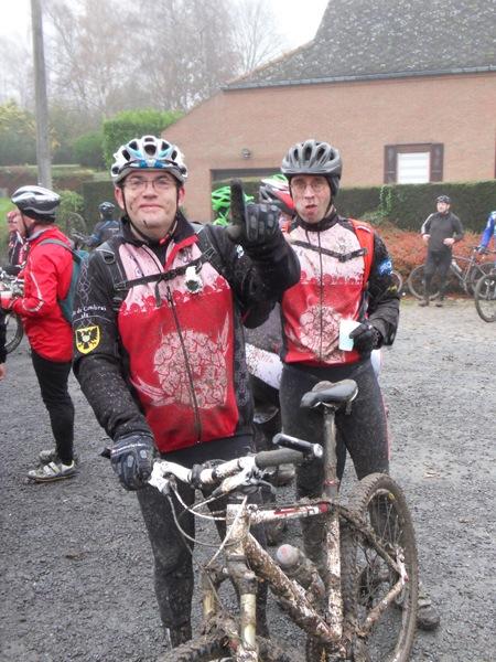 Raid des trois vallees - Saint Saulve 2014 24