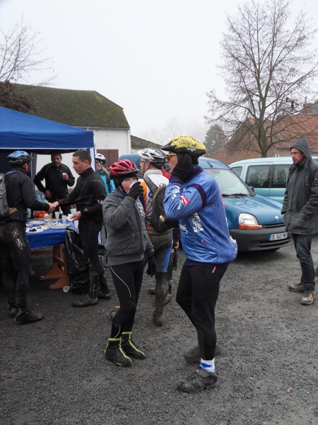 Raid des trois vallees - Saint Saulve 2014 19