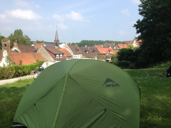 Camping Montreuil sur Mer