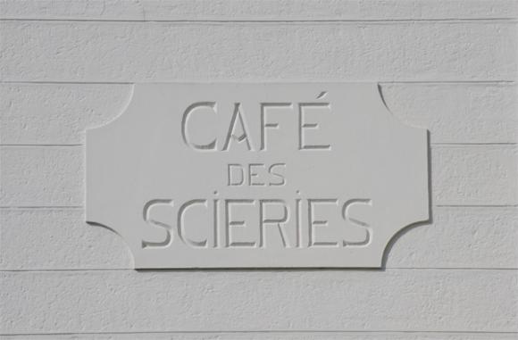 Enseigne ancien relais - Montreuil sur mer