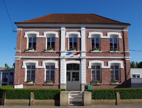 Mairie de Thiembronne
