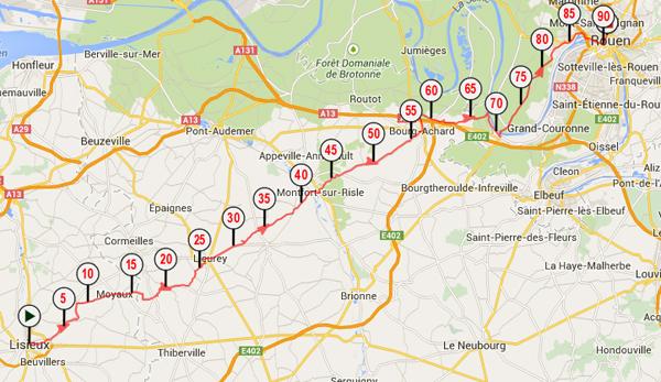 Randonnee en Normandie 07-201435