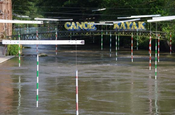 Portes de kayak - Montreui sur mer