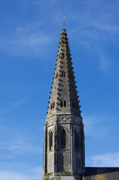 Clocher Eglise de Thiembronne
