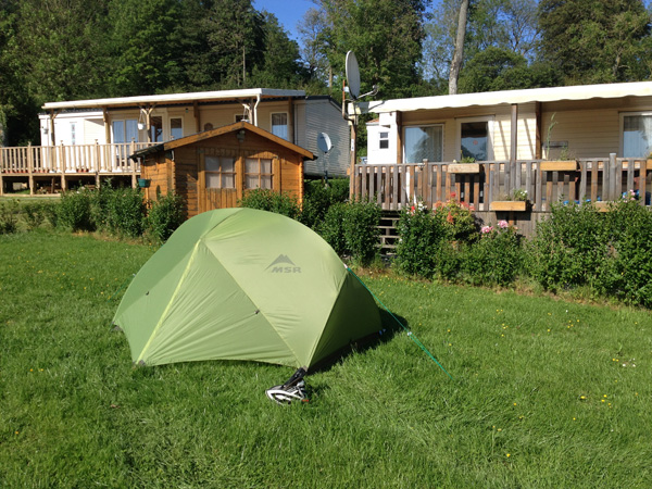 Camping Thiembronne