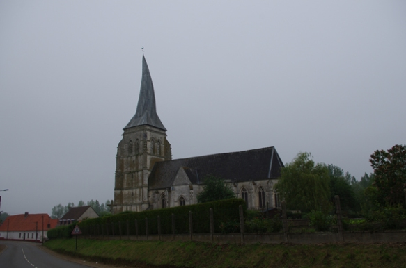 Eglise de Verchin