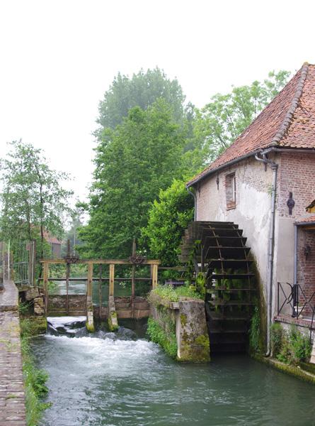 Moulin à eau de Renty