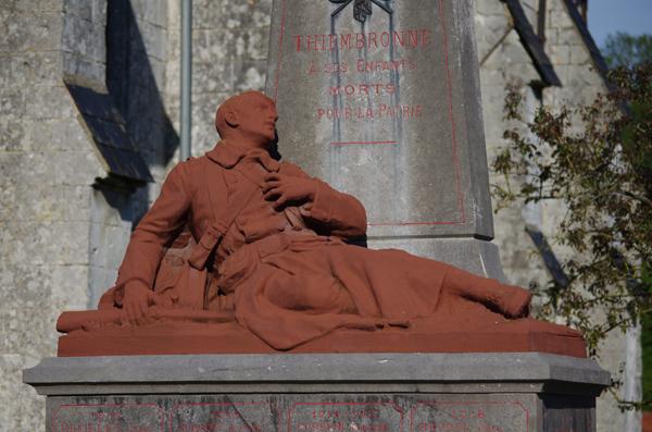 Monument aux morts de Thiembronne