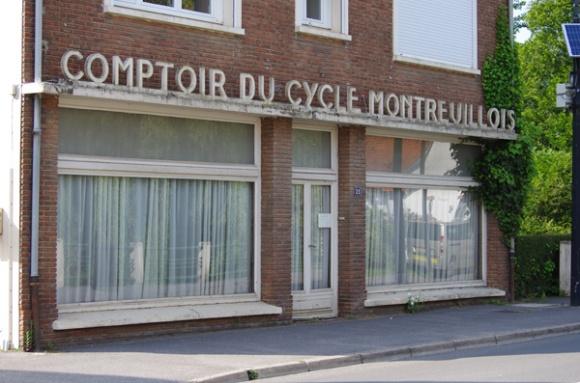 Magasin de cycles Montreuil sur mer