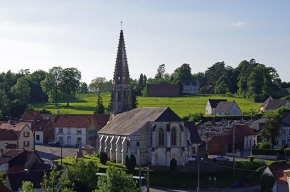 Eglise de Thiembronne