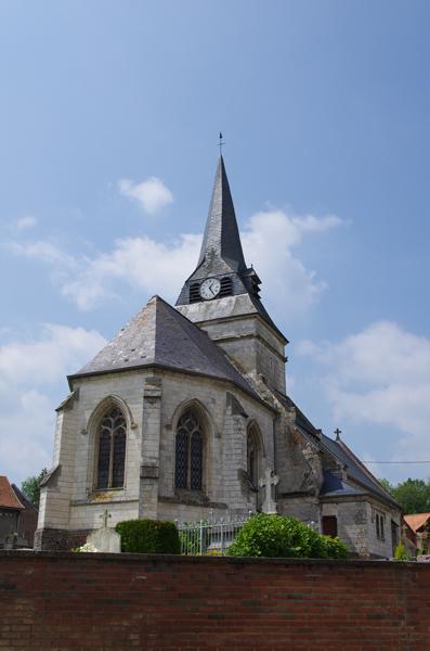 Eglise- Ponches Estruval
