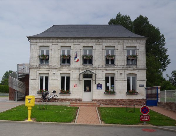 Mairie de Frevillers