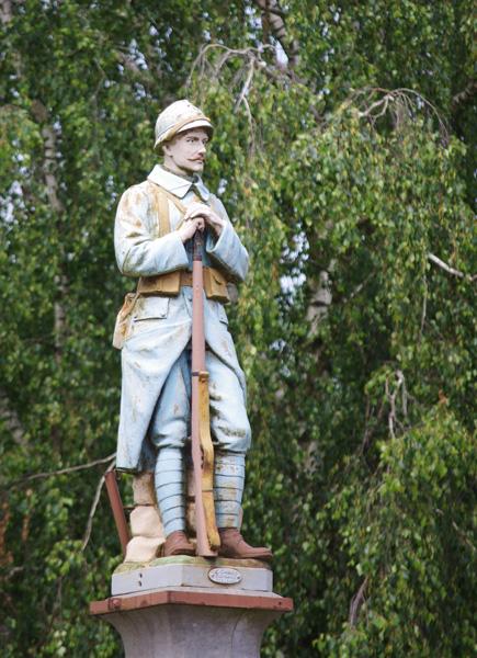 Monument aux morts de Gaucourt