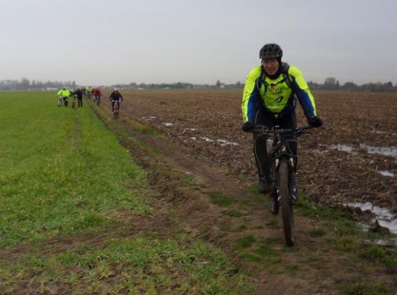 La ronde des rois VTT 2015 - Cyclistes