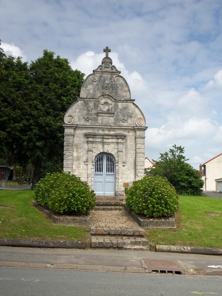 Chapelle Servin