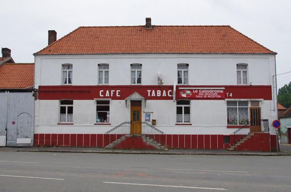 Café le Gallodrome - Fléchin
