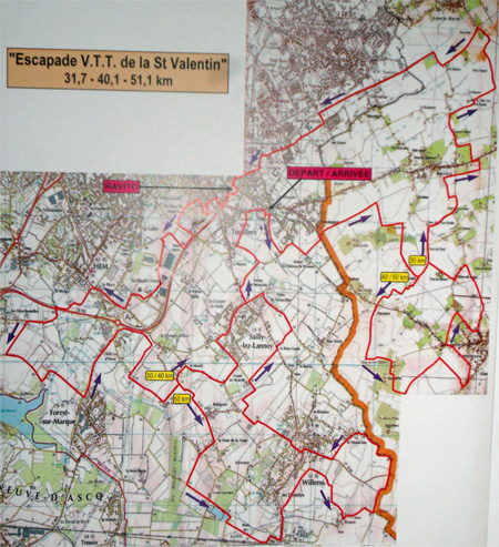 Toufflers VTT 2015 Circuit