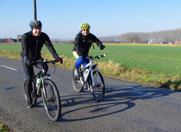 Retrouvailles 2015 - cycliste