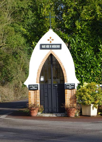 Randonnée tourquennoise 2015 - chapelle