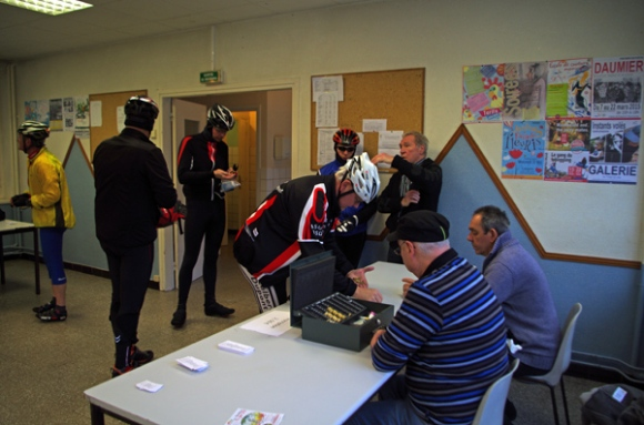 Rallye des Lilas - Wambrechies 2015 - inscriptions