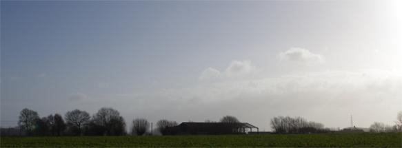 Randonnée tourquennoise 2015 - paysage