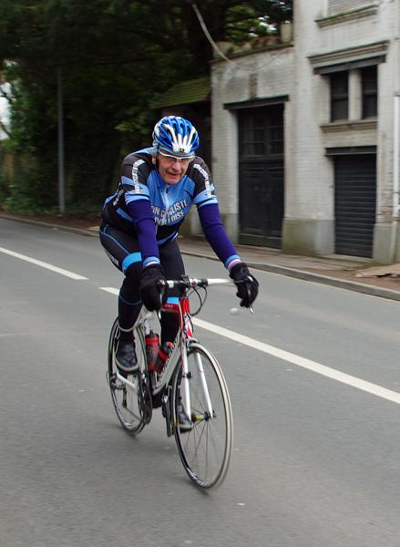 Rallye des Lilas - Wambrechies 2015 - cyclistes
