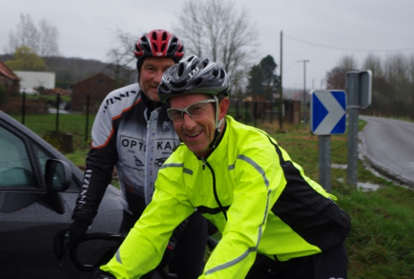 La ronde des copains - Haubourdin 2015 - Cyclistes