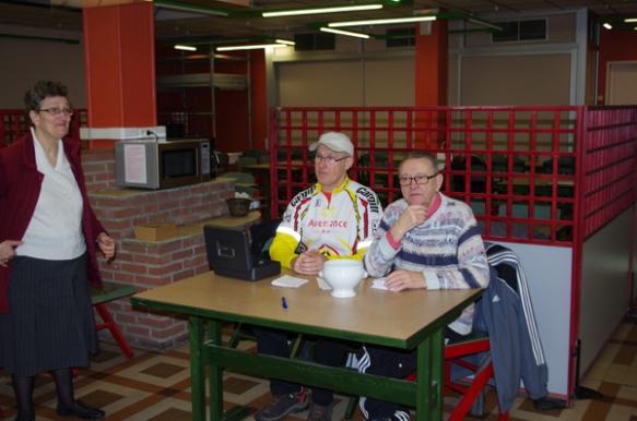 La ronde des copains - Haubourdin 2015 - Départ