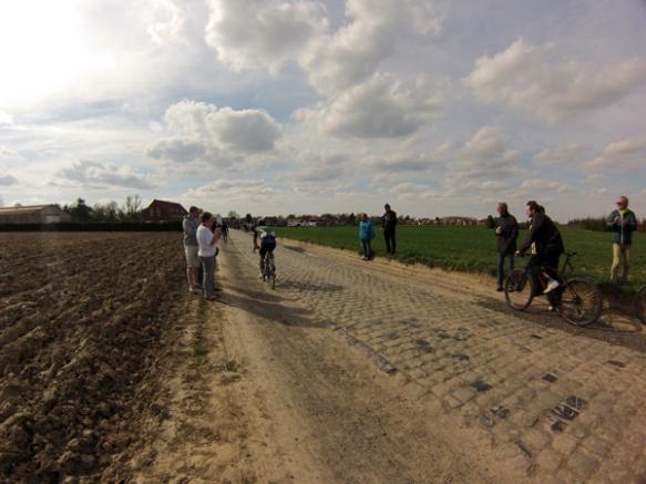 Paris Roubaix 2015 - cyclistescd