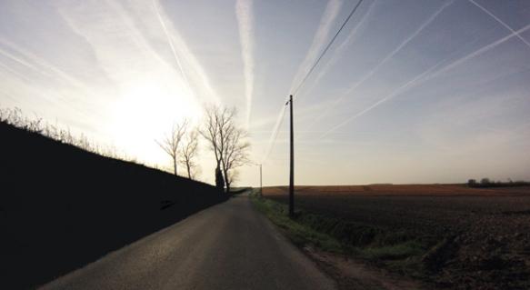 Randonnée en Ferrain 2015 - paysage
