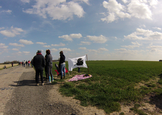 Paris Roubaix 2015 - spectateurs
