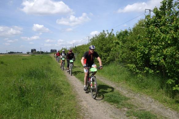 Wallers Roubaix VTT 2015 - Attiches Bouvines 295