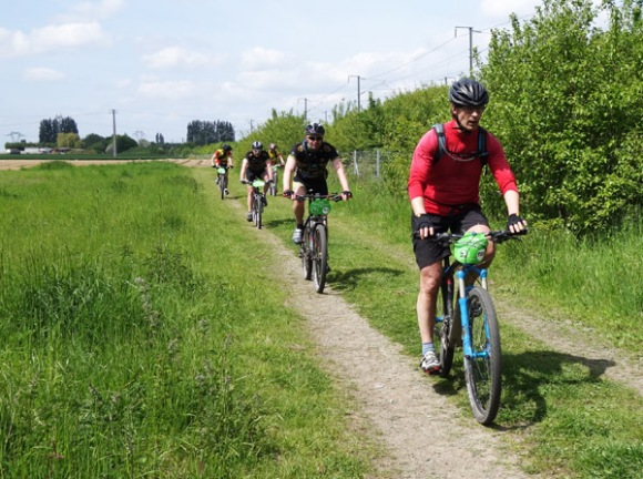 Wallers Roubaix VTT 2015 - Attiches Bouvines 297