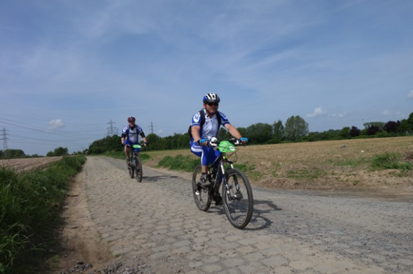 Wallers Roubaix VTT 2015 - Attiches Bouvines 270
