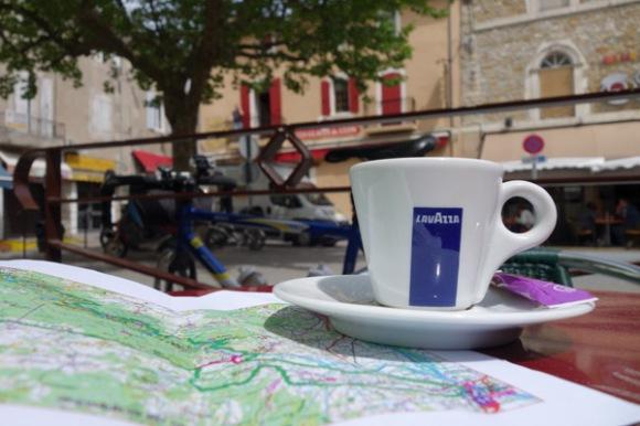 Vallon Pont d'Arc - Café