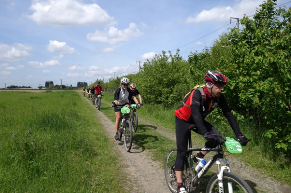 Wallers Roubaix VTT 2015 - Attiches Bouvines 296
