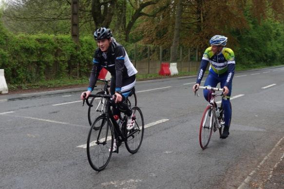 Des Weppes à l'Artois - Rafindhem 2015 Cyclistes