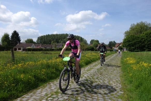 Wallers Roubaix VTT 2015 - Attiches Bouvines 285