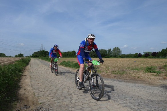 Wallers Roubaix VTT 2015 - Attiches Bouvines 266