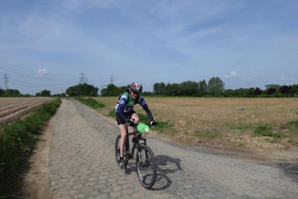 Wallers Roubaix VTT 2015 - Attiches Bouvines 272