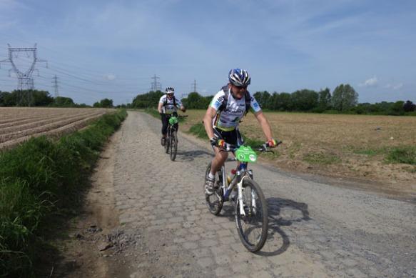 Wallers Roubaix VTT 2015 - Attiches Bouvines 264