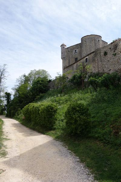 Labastide de Virac - Château