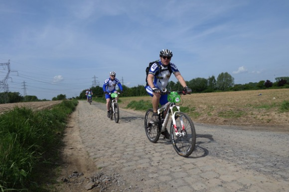 Wallers Roubaix VTT 2015 - Attiches Bouvines 268