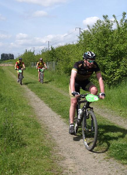 Wallers Roubaix VTT 2015 - Attiches Bouvines 299
